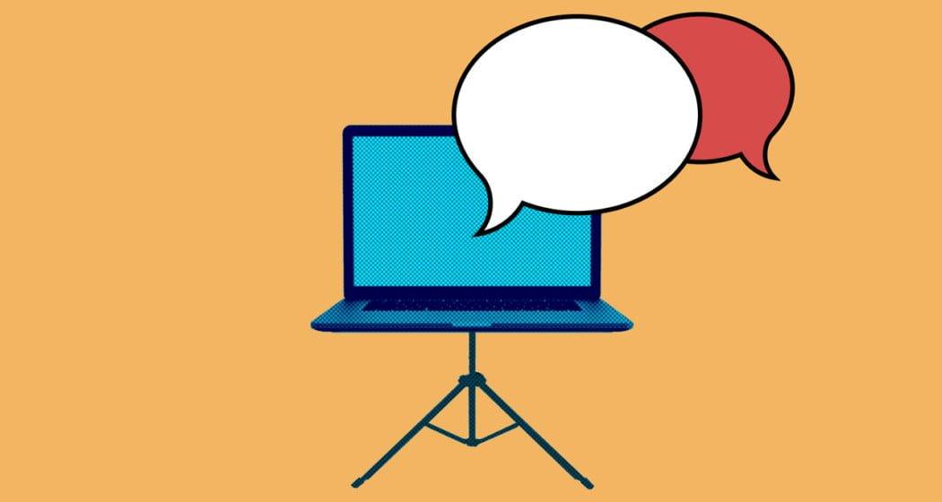 Typer av content: Webinar